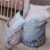 Saco Organizador p/ Bebê Grande Casinha Rosê - Coração de Mãe - Imagem 2