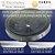 Filtro de Carvão Ativado para Depurador Electrolux Digital DE60T e DE80T - Imagem 2
