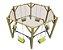Balanço Hexagonal - Imagem 1