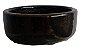vaso bonsai esmaltado preto - 15X5,5 - Imagem 1