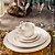 Aparelho de Jantar e Chá 30 peças - Flamingo White - Oxford Porcelanas - Imagem 1
