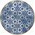 Aparelho de Jantar e Chá 30 peças - Unni Jeans - Oxford Porcelanas - Imagem 2