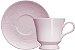 Aparelho de Jantar e Chá 20 peças - Folk Rosa - Germer Porcelanas - Imagem 5