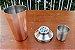 Coqueteleira Inox Rose 750ml - Personalizável - Imagem 3