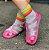 Sandália Sweet KidSplash! Glitter Rosa Claro - Imagem 4