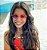 Óculos de Sol Infantil com Proteção UV400 Aviador Pink  - Imagem 5