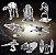 Réplicas em Miniaturas 3D de Metal - Star Wars - Imagem 1