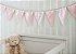 Bandeirinhas Decorativas para Quarto de Bebê - Várias Cores - Imagem 1