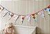 Bandeirinhas Decorativas para Quarto de Bebê - Várias Cores - Imagem 2