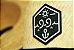 Chapéu de Palha Estampado 99Praia - Imagem 3