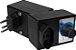Dimmer Rotativo 1000W Bivolt com Caixa e Tomada para Liquidificador - Cod.403 - Imagem 1