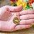 Gargantilha Mandala Personalizada 3 Filhos(as) - Banhado a Ouro 18k - Imagem 3