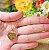 Gargantilha Coração Pequeno Personalizado 1 Filho(a) - Banhado a Ouro 18k - Imagem 3