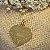 Gargantilha Coração Grande Personalizado 1 Filho(a) - Banhado a Ouro 18k - Imagem 4