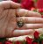 Gargantilha Coração Pequeno Personalizado Nomes Casal - Banhado a Ouro 18k - Imagem 6