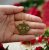 Gargantilha Coração Grande Personalizado Iniciais Casal - Banhado a Ouro 18k - Imagem 2