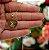 Gargantilha Coração Pequeno Personalizado qualquer Curso ou Profissão - Banhado a Ouro 18k - Imagem 2