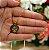 Gargantilha Coração Pequeno Personalizado qualquer Curso ou Profissão - Banhado a Ouro 18k - Imagem 1