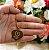 Gargantilha Coração Grande Personalizado qualquer Curso ou Profissão - Banhado a Ouro 18k - Imagem 1
