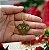 Gargantilha Coração Grande Personalizado com Nome ou Inicial - Banhado a Ouro 18k - Imagem 4