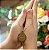 Gargantilha Mandala Personalizada Pai Nosso Católico - Banhado a Ouro 18k - Imagem 4