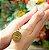 Gargantilha Mandala Personalizada Pai Nosso Evangélico - Banhado a Ouro 18k - Imagem 3