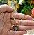 Gargantilha Coração Pequeno Personalizado Religiosos - Banhado a Ouro 18k - Imagem 1