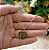 Gargantilha Coração Pequeno Personalizado Religiosos - Banhado a Ouro 18k - Imagem 3
