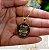 Gargantilha Mandala Personalizada Frases - Banhado a Ouro 18k - Imagem 4
