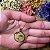 Gargantilha Mandala Personalizada Fotogravação - QUALQUER FOTO - Banhado a Ouro 18k - Imagem 6