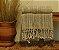 Manta Decorativa Vella - 100% Algodão Orgânico Certificado - Imagem 1