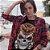 Camiseta Skull Borboleta - Voracity - Imagem 2