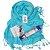 """""""KIT  5º CHAKRA"""" (pashmina azul turquesa + gargatilha cho-ku-rei com strass chakras + pedras dos 7 chakras média de 2 a 4cm + incenso nag shampa - Imagem 1"""