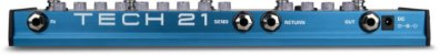Tech 21 Bass Fly Rig V2 Sansamp - Imagem 3