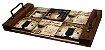 3097-001 Bandeja sem borda - Tipos de café - Imagem 1