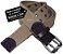 Cinto Masculino Lona Premium 2 Bordas Largura 4cm L39 Pt - Imagem 8