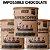 3 Latas de Supercoffee Impossible Chocolate 220g  - Imagem 1