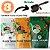 3 Cafés Black Tucano em grãos 250g + brinde (Balança dose certa Pressca)  - Imagem 1
