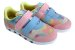 Tenis Infantil Feminino Pampili Tie Dye - Imagem 1