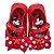 Zaxy Minnie Me Baby Vermelho - Imagem 1