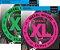 Encordoamento Para ContraBaixo 5 Cordas Daddario 040-045 - Imagem 1