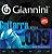 Encordoamento Cordas Para Guitarra Giannini 09-010-011 - Imagem 2