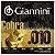 Cordas Para Violão Aço Giannini Cobra 010 - Imagem 1