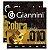 Kit Com 02 Jogos De Cordas Para Violão Aço 010 Cobra Giannini - Imagem 1