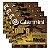 Kit Com 04 Jogos De Cordas Para Viola Caipira Tensão Média Cobre Prateado Cobra Giannini - Imagem 1