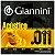 Cordas Para Violão Aço Giannini Acústico 011 - Imagem 1