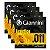 Kit Com 04 Jogos De Cordas Para Violão Aço 011 Acústico Giannini  - Imagem 1