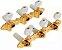 Jogo De Tarrachas Tarraxas Dourada Para Violão Nylon Pino Grosso Tagima - Imagem 2