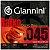 Encordoamento Para Baixo Giannini 045 5 Cordas Geebrl - Imagem 1