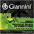 Jogo De Cordas Para Violão nylon Giannini Cristal Prata Mpb - Imagem 1